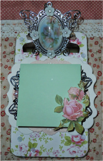 bella rose altered clipboard
